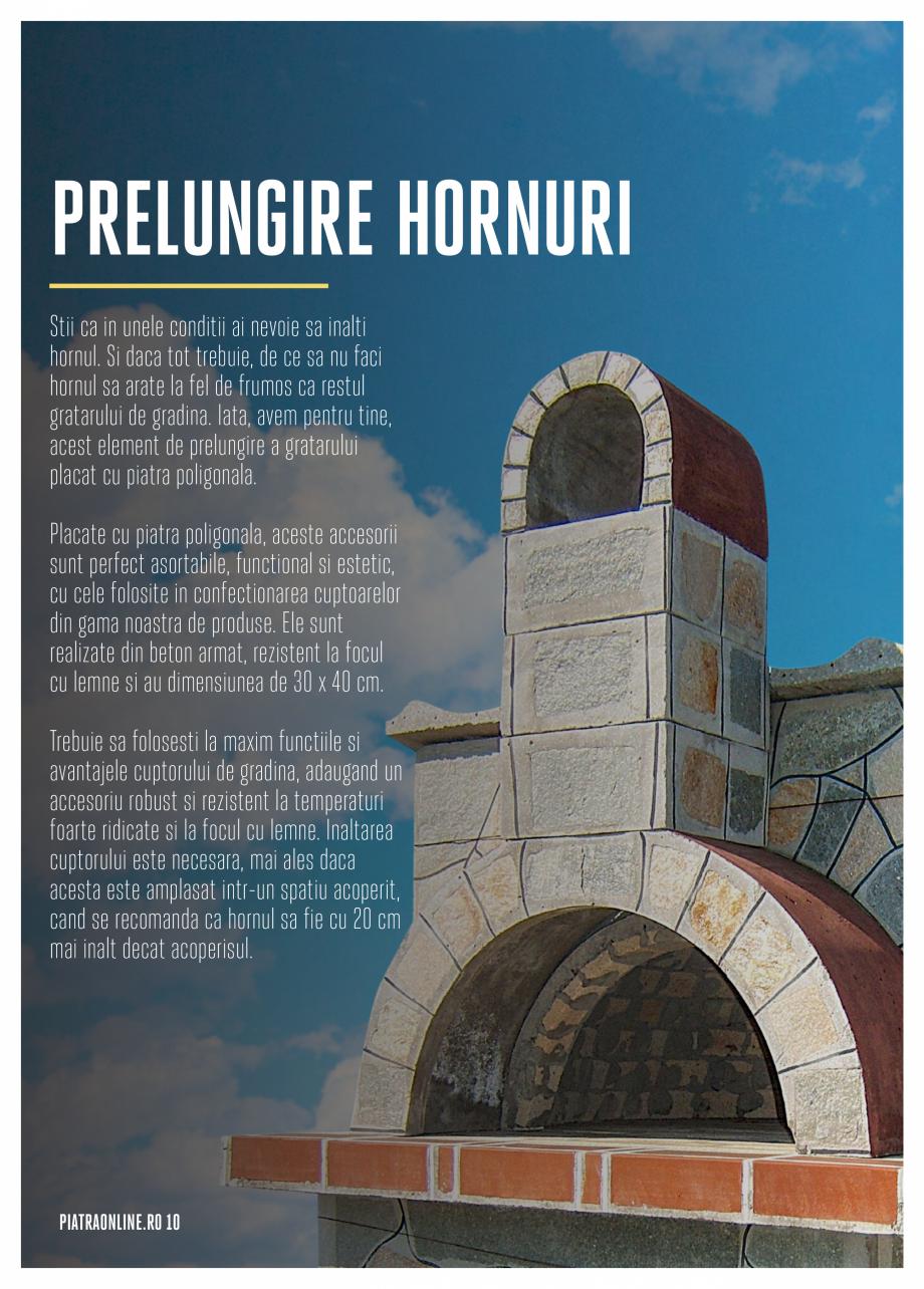 Pagina 10 - Gratare si cuptoare de gradina PIATRAONLINE Catalog, brosura Romana � GRĂTAR SIMPLĂ ...