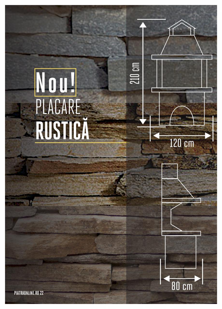 Pagina 22 - Gratare si cuptoare de gradina PIATRAONLINE Catalog, brosura Romana t aparea fisuri, dar...