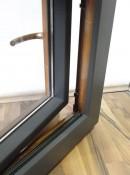 Ferestre lemn-aluminiu |