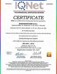 Certificat ISO-9001-IqNet
