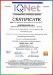 Certificat ISO-18001-IqNet