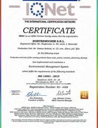 Certificat ISO-14001-IqNet