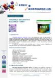 Tencuiala decorativa structurata siliconica EMEX -