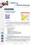 Vopsea decorativa texturata EMEX -