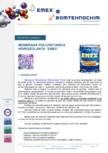 Membrana poliuretanica hidroizolanta EMEX - MEMBRANA HIDROIZOLANTA EXPANDATA