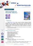 Mortar epoxidic bicomponent EMEX -