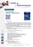 Sapa epoxidica cimentica Emex mineral EMEX -