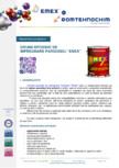 Amorsa epoxidica solvent free EMEX - GRUND DE IMPREGNARE