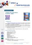 Vopsea poliuretanica elastica EMEX -