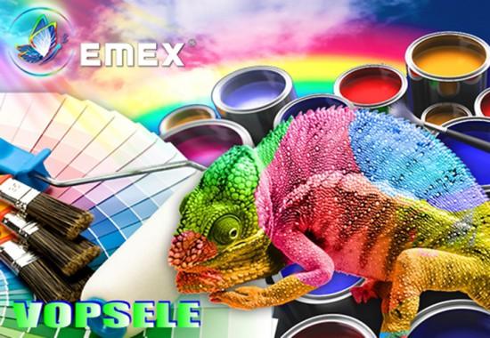 Vopsele lavabile impermeabile pentru interior EMEX