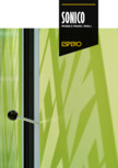 Pereti mobili, demontabili  ESPERO - Sonico