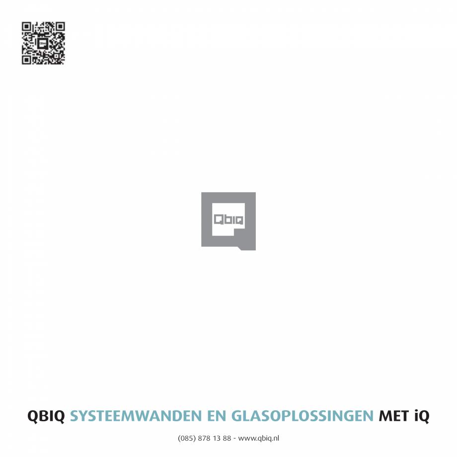Pagina 7 - Pereti modulari pentru birouri QBIQ iQPro Catalog, brosura Olandeza