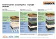 Sisteme pentru acoperisuri cu vegetatie - extensiv BAUDER