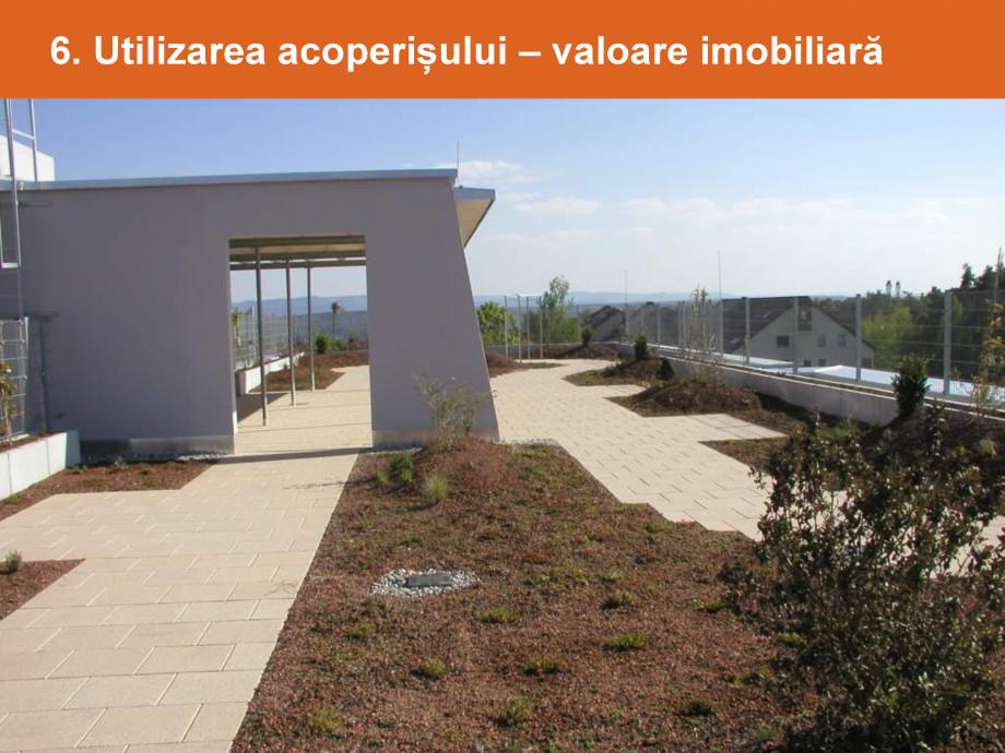 Catalog, brosura Argumente pentru un acoperis verde BAUDER Acoperis cu vegetatie extensiva, intensiva BAUDER  - Pagina 9