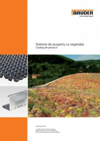 Sisteme de acoperis cu vegetatie BAUDER