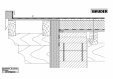 Bauder - Acoperis metalic - Detaliu pazie ORTZFSMDE03 BAUDER