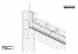 Bauder - Acoperis ceramic - Detaliu terasa TERRBRUE01 BAUDER