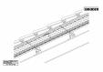 Bauder - Acoperis ceramic - Detaliu structuri acoperis (sarpanta) 3-1-00-19-03 BAUDER