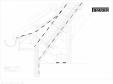 Bauder - Acoperis ceramic - Detaliu streasina KASTEGES01 BAUDER
