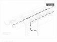 Bauder - Acoperis ceramic - Detaliu streasina STICHWDV01 BAUDER