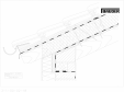 Bauder - Acoperis ceramic - Detaliu streasina STICHWDV04 BAUDER