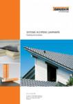 Sisteme acoperis sarpanta  / Termoizolatii din spuma poliuretanica pentru acoperisuri / BAUDER