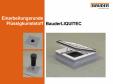 Hidroizolatie pentru acoperis cu membrana lichida din material plastic BAUDER