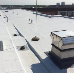 Hidroizolatii lichide pentru acoperis terasa si balcoane BAUDER