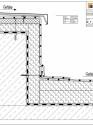 Bauder - Detaliu - Inchidere atic - B_T_DAT_02