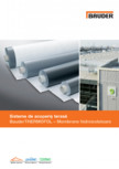 Sisteme de acoperis terasa - Membrane hidroizolatoare BAUDER - THERMOFOL