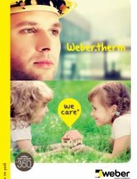 Sisteme de izolatie termica weber.therm