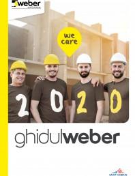 weber ghid 2020 - Consultati solutiile noastre si produsele recomandate in diferite situatii