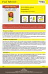 Adeziv pentru polistiren expandat si grafitat WEBER - weber P39 max2