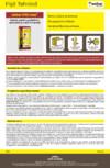 Adeziv flexibil pentru polistiren expandat si vata minerala WEBER - weber P50 max2