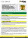 Hidroizolatie sub placari ceramice