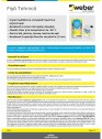 Hidroizolatie bicomponenta flexibila