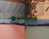 Termoizolatii cu spuma poliuretanica rigida (PU) STRIKE CONSexecuta lucrari de termoizolare cu PU pentru pereti interiori