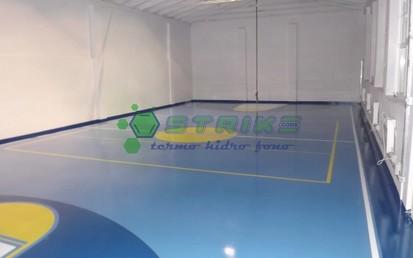 Pardoseala teren sala de sport  Pardoseala teren sala sport - Fundulea