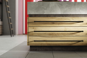 Placi din pal melaminat KRONOSPAN va pune la dispozitie o gama de placi din pal melaminat: grosime: 8 - 38 mm; format: 2800 x 2070 mm; utilizare: mobilier si amenajari interioare. Peste 170 de decoruri disponibile.