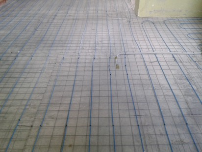 Incalzire apartament debransat gaze - bloc / Incalzire electrica in pardoseala