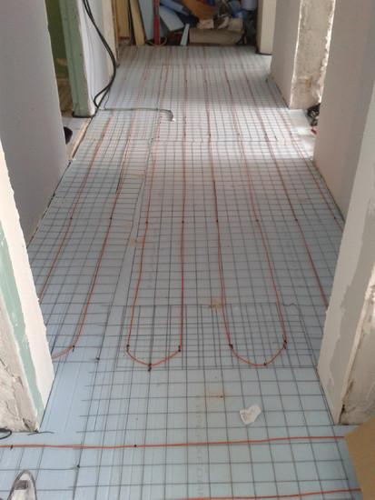 Incalzire in pardoseala apartament - bloc / Incalzire electrica in pardoseala