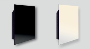 Panouri radiante ceramice cu radiatie in infrarosu si convectie naturala a aerului Panourile radiante in infrarosu tip HYBRID reprezinta un nou concept pe piata sistemelor radiante in infrarosu: incalzire prin radiantie in infrarosu si incalzire prin convectie naturala a aerului.