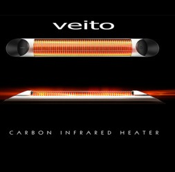 Panouri radiante in infrarosu pentru uz rezidential, comercial si industrial VEITO