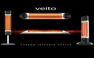 Panouri radiante in infrarosu pentru uz rezidential, comercial si industrial Panourile radiante cu infrarosu Veito sunt realizate folosind cele mai noi tehnologii cu fibra de carbon. Sunt robuste, rezistente la uzura si au o lunga durata de functionare.