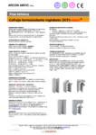 Cofraje termoizolante inglobate (ICF) / Cofraje termoizolante inglobate / ARCON AMVIC