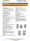 Cofraje termoizolante inglobate (ICF)