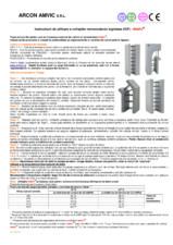 Instructiuni de utilizare a cofrajelor termoizolante inglobate (ICF) MARC