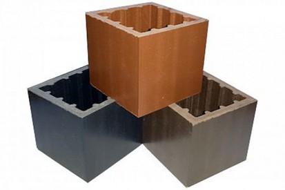 Profil WPC P110x110 Profile din lemn plastifiat WPC Bencomp