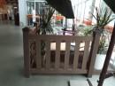 Model gard din material compozit WPC | Garduri din material compozit WPC |
