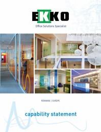 EKKO Capability Statement